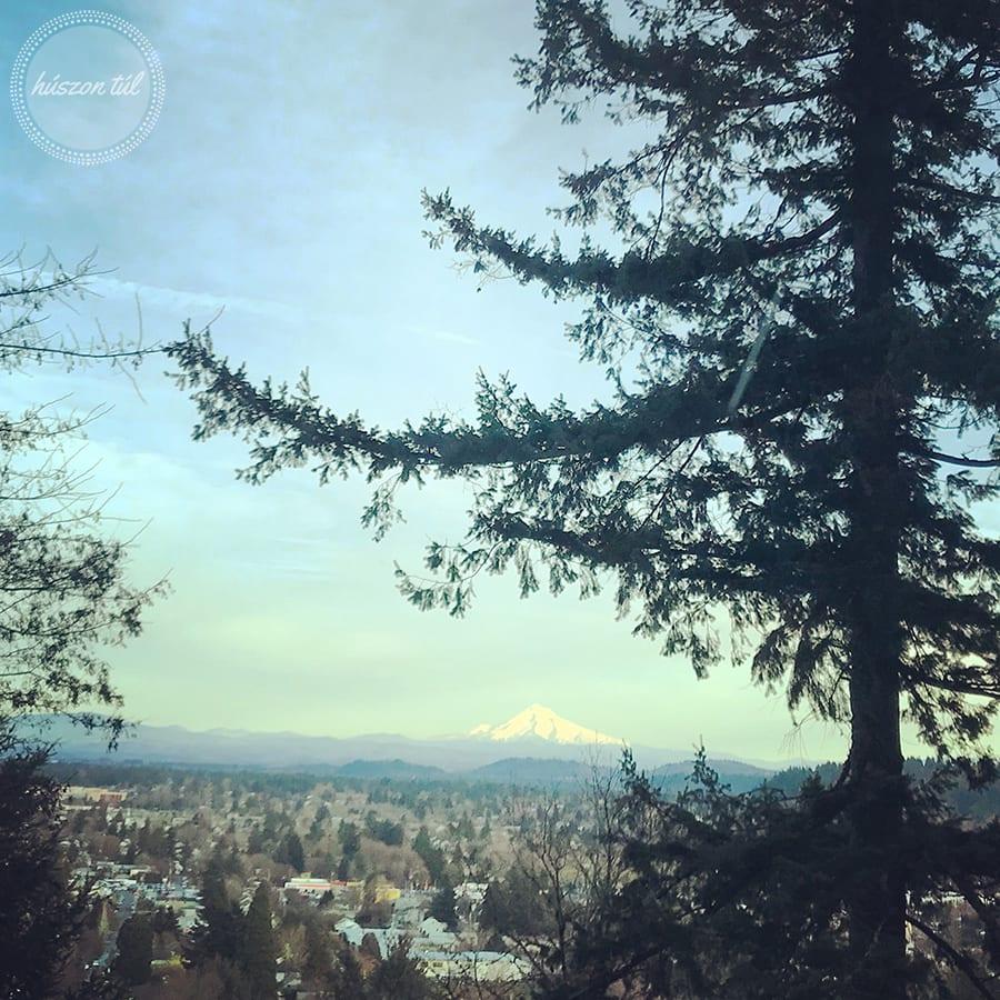 #randompéntek kirándulós Oregon