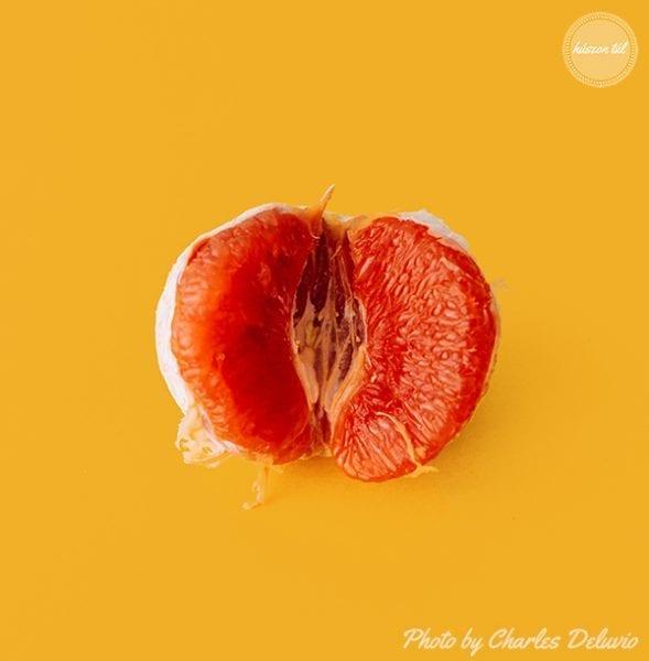 randompéntek - dori - félbevágott grapefruit